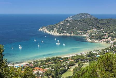 Hotel Biodola Biodola Elba Italien Ottima Reisen