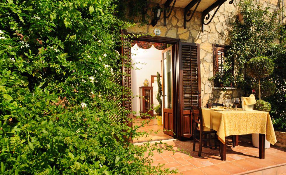 Landgut Villa Dafne Alia Sizilien Italien Ottima Reisen